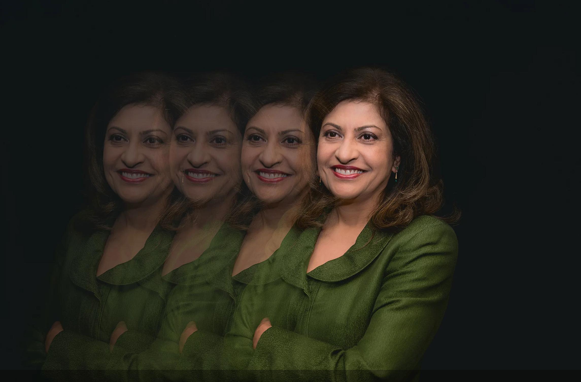 Kay Kapoor - Washintonian Tech Titans 2018 - CEO of Arya Technologies